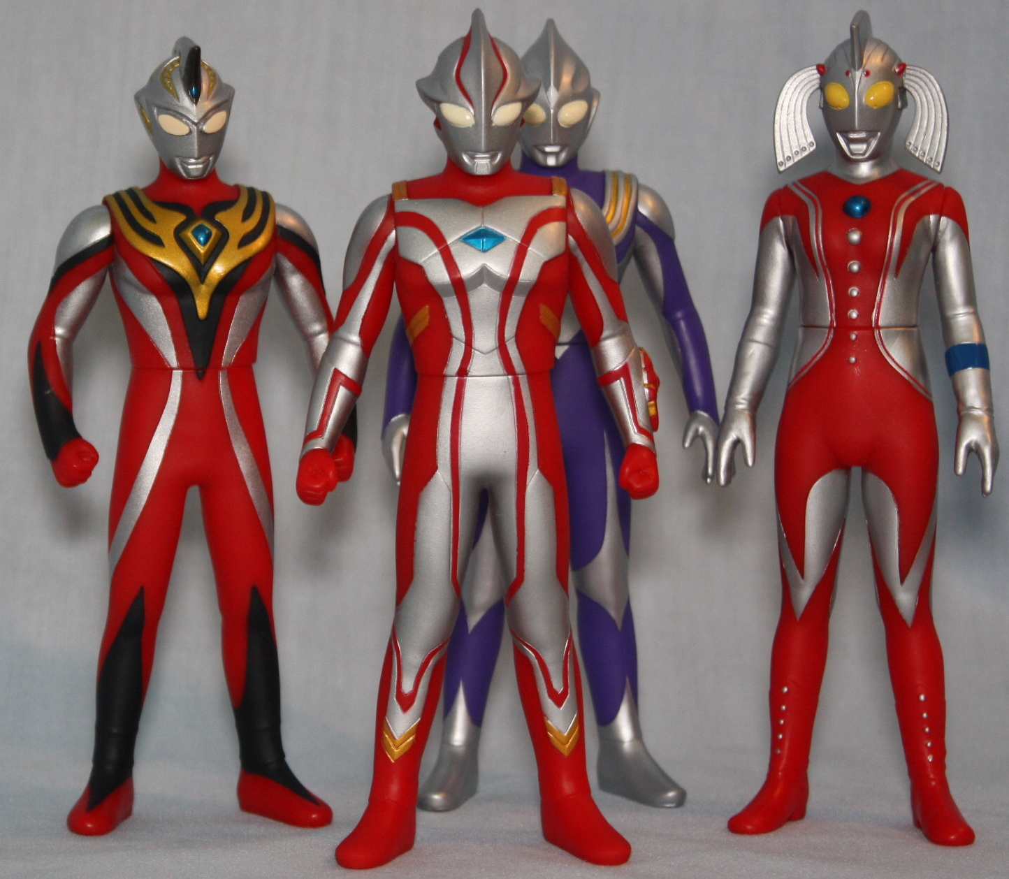 Ultraman Justice Crusher Mode The Plastic Eyeball - ...