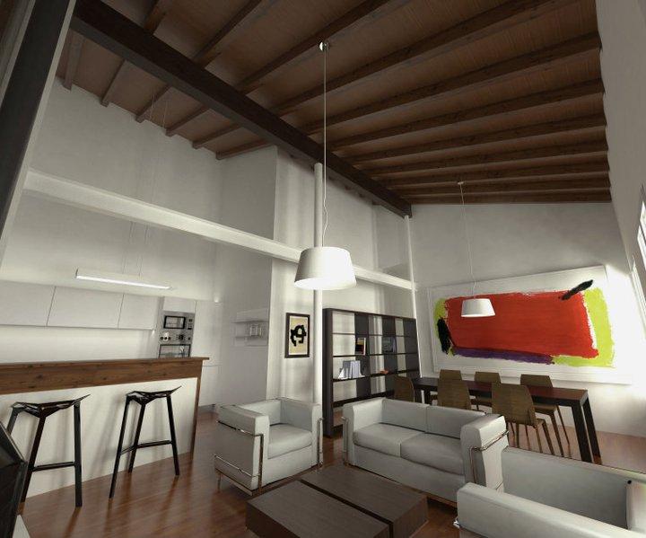 Dise o de interiores escuela de arte de motril jornadas for Escuelas diseno de interiores