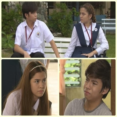 Nash Aguas and Alexa Ilacad Young Love on MMK (September 21)