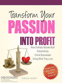 Transform Your Passion Into Profit