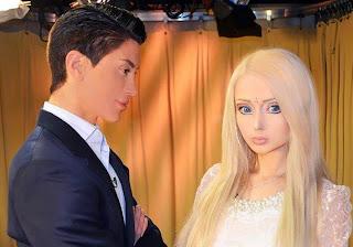 Barbie y ken de verdad