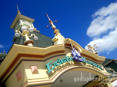 Enchanted Kingdom Entrance Gate