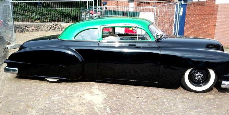 rodcitygarage 1950 chevrolet styleline custom coupe