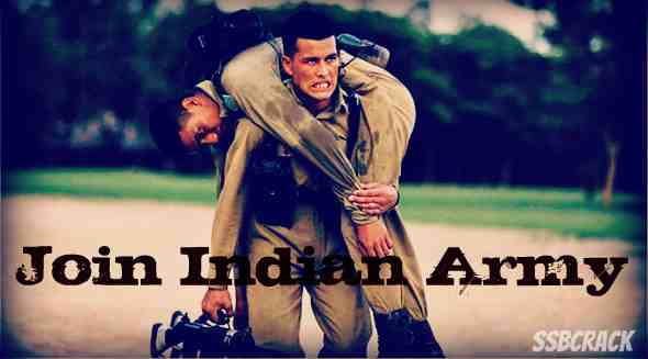 Join Indian Army Jobs 2014
