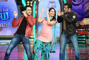 The Hot Kareena & Imran in BB7