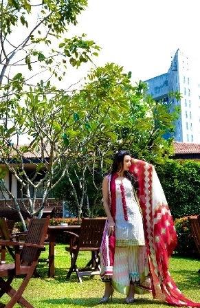 Ayesha Somaya Flitz Lawn Dresses 2014