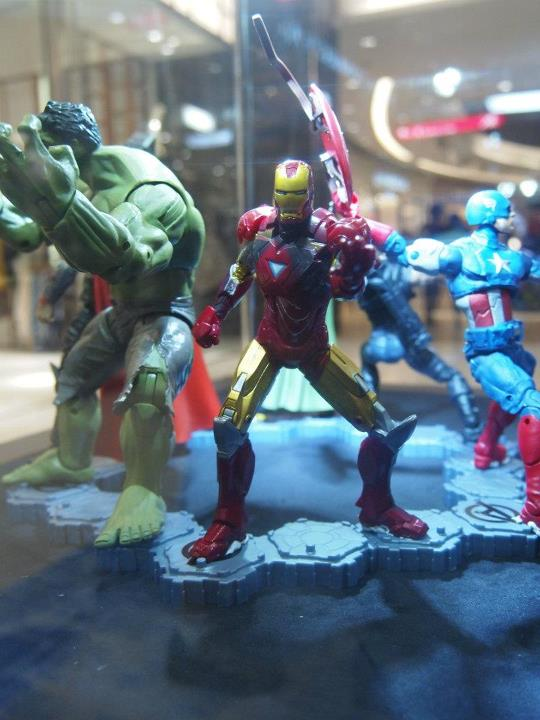 Walmart Toys For Boys Avengers : One per case new avengers toy reveals