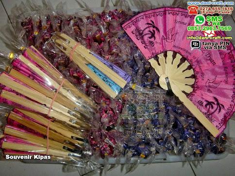 Souvenir Kipas Bambukain Grobogan