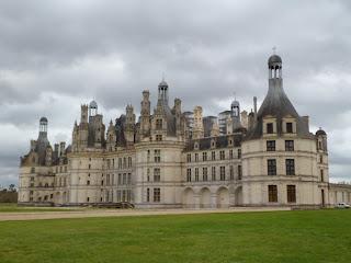 Château Chambord, France