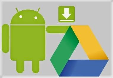 La actualización de Google Drive para android