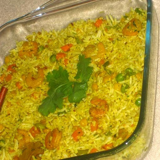 mangalore pulao