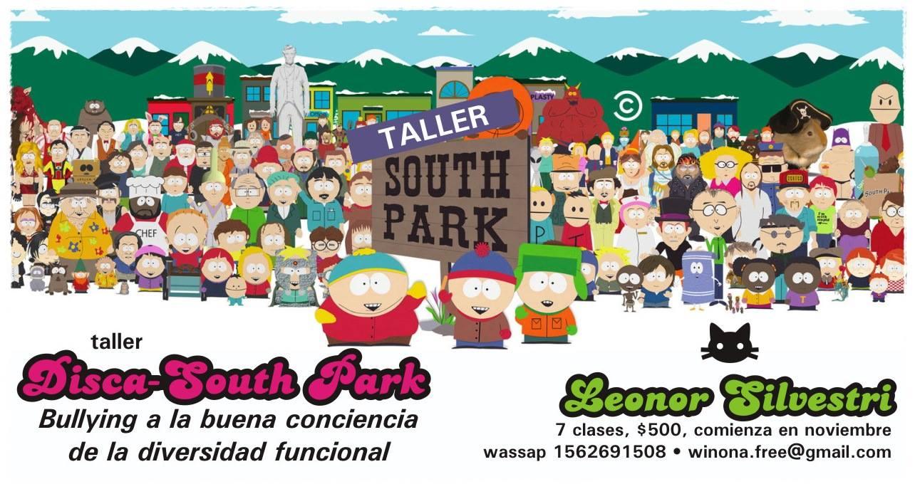 Disca South Park