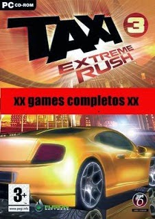 Taxi 3 Extreme Ruch Game