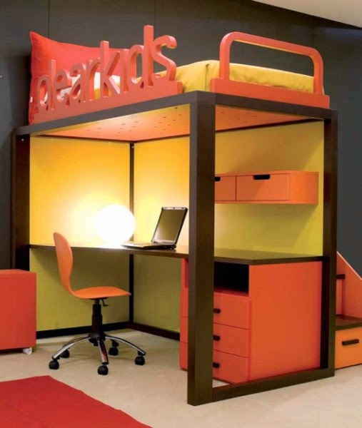 Choosing The Perfect Desk For The Child's Room