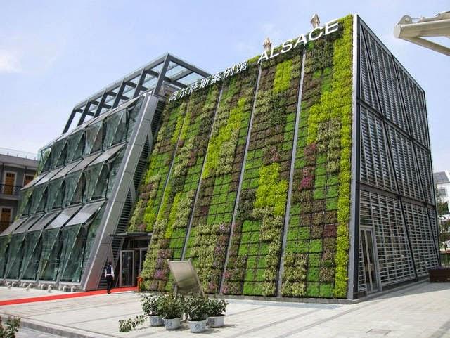 Il giardino delle naiadi soluzioni architettoniche verde for Soluzioni giardini pensili