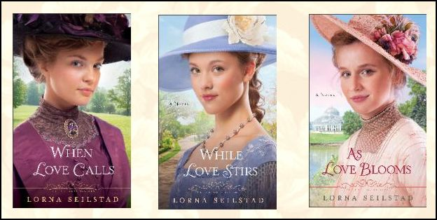 The Gregory Sisters Series by Lorna Seilstad