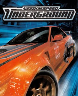 Need for Speed Underground Game Box