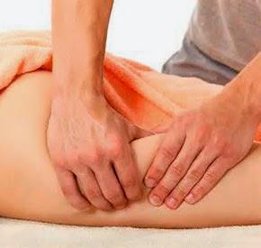 После массажа синяки