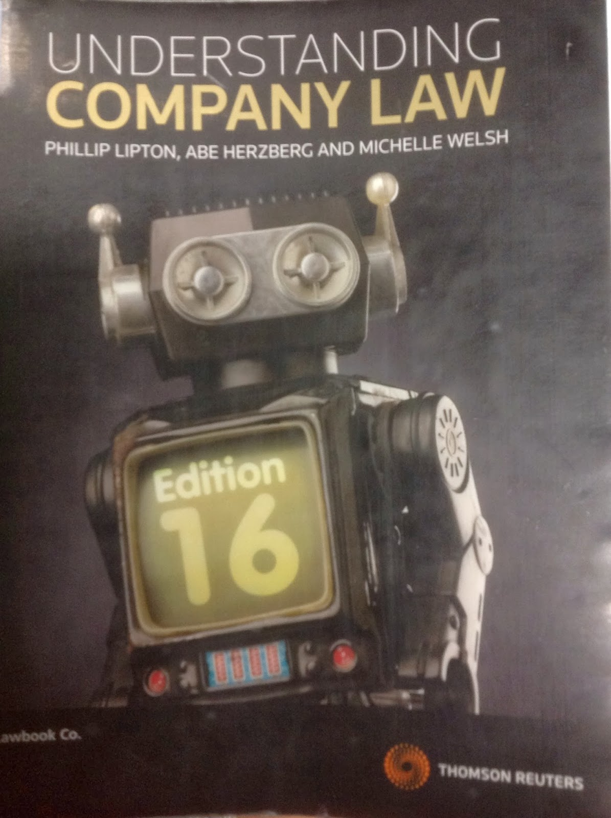understanding company law 16 edition