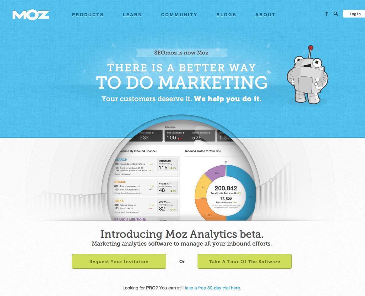 Seo Website In 2014 Follow Index Pa And Da