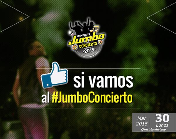 Jumbo-Concierto-Prepárate-disfrutar-novena-edición-concierto-esperado-jóvenes-Colombia