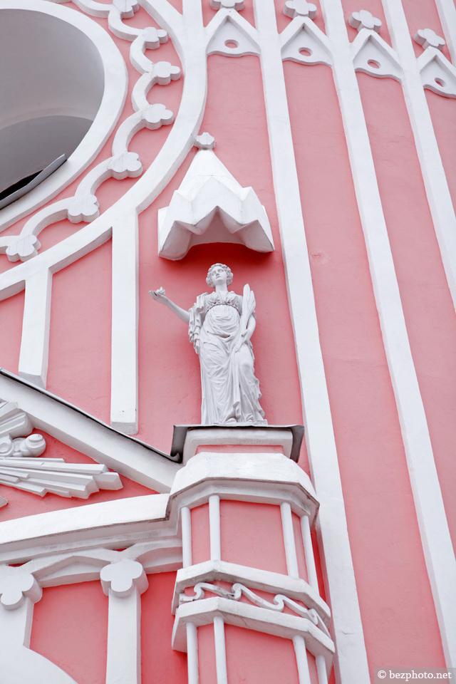 церковь святого иоанна предтечи чесменская