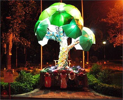 NISMED bags Most Eco-Friendly/Most Reusable Lantern Award