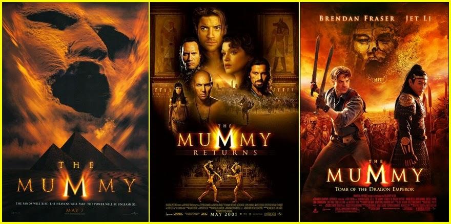 The Mummy[1-3] Trilogy(1999-2008) เดอะ มัมมี่ ไตรภาค 1-3