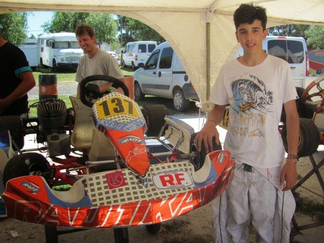 El Argentino de Karting cerró temporada inicial en Mar del Plata