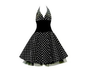 modelos de Vestidos de Bolinha