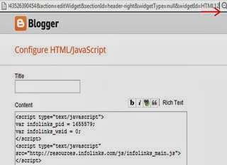 Ways To Customize Sidebar Header In Blogger 4