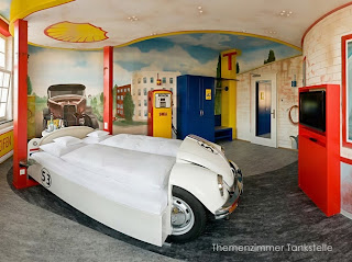 V8 Hotel, Stuttgart, Germany