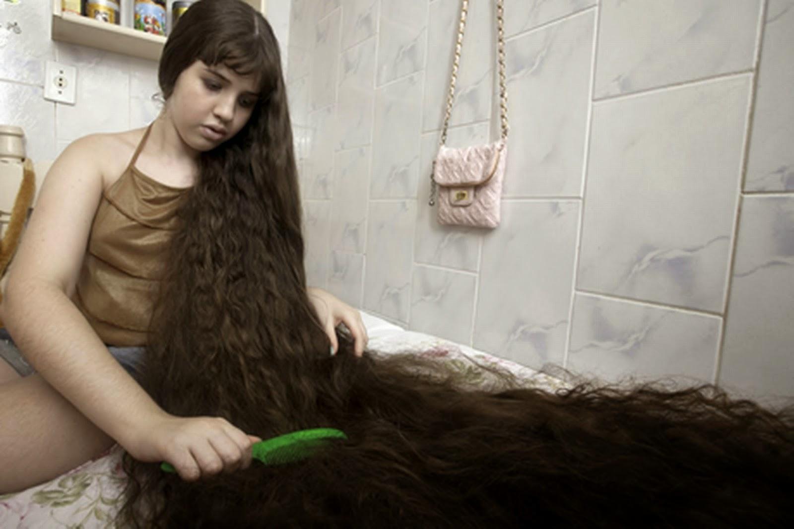 Rambut Paling Panjang