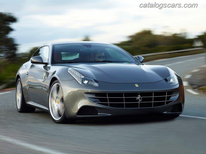 صور سيارة فيرارى FF 2014 - اجمل خلفيات صور عربية فيرارى FF 2014 - Ferrari FF Photos Ferrari-FF-2012-02.jpg