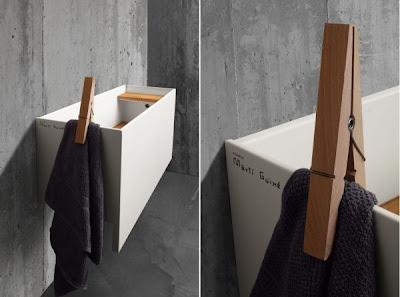 10 Desain Wastafel Modern 10
