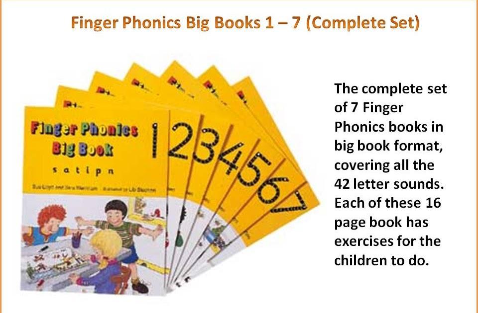 finger phonics book 1 pdf