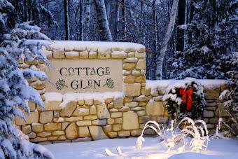 Winter in Cottage Glen