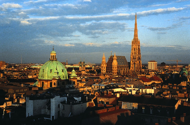 Beautiful Cities in Europe - Vienna, Austria