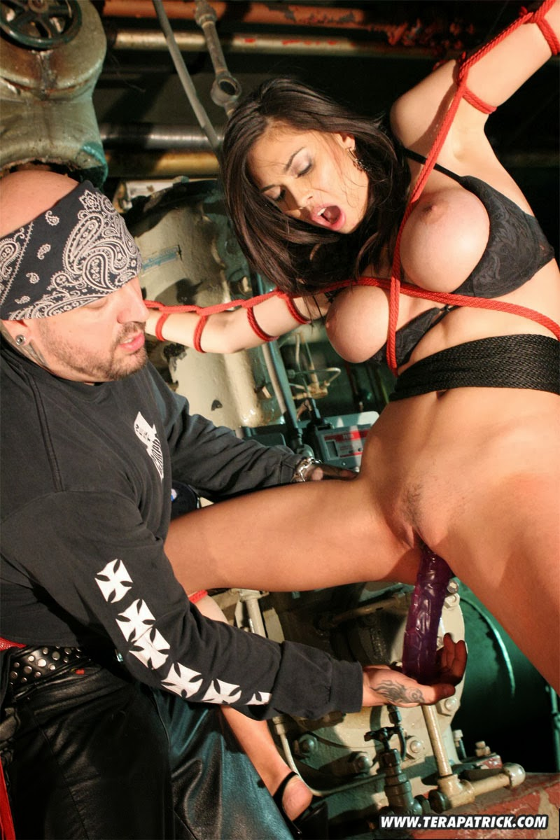 from Luca porn star tera patrick s husband