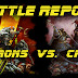 Full Length Battle Report #37 Necrons vs Chaos