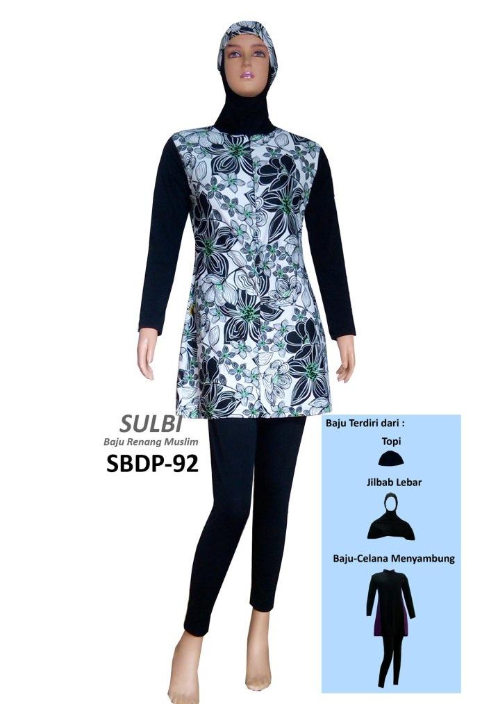 Harga Baju Renang Lengan Panjang