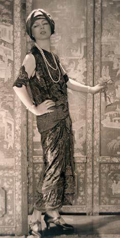 Jeanne Toussaint, 1920. Photo © Cartier