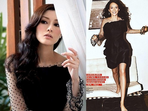 MISSY CURIOUS: Asian Celebrity Fashion