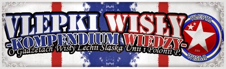 Vlepki Wisły Kraków