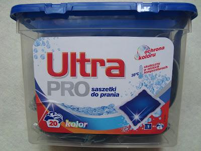 UltraPRO Kapsułki do prania z Biedronki