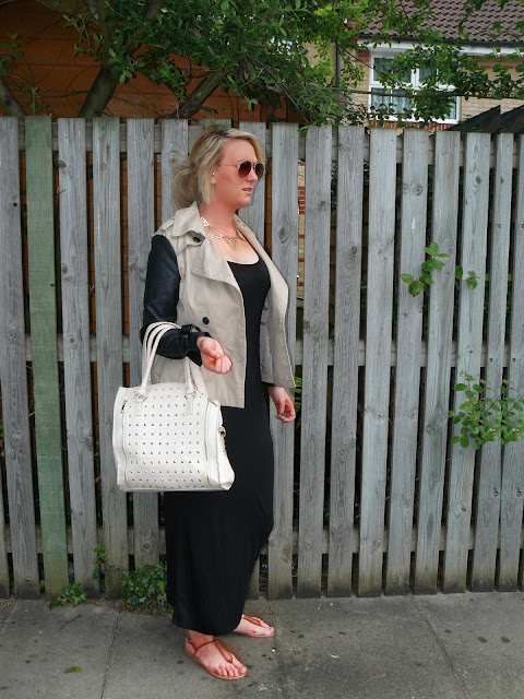 UK fashion blog post showcasing what I am wearing today