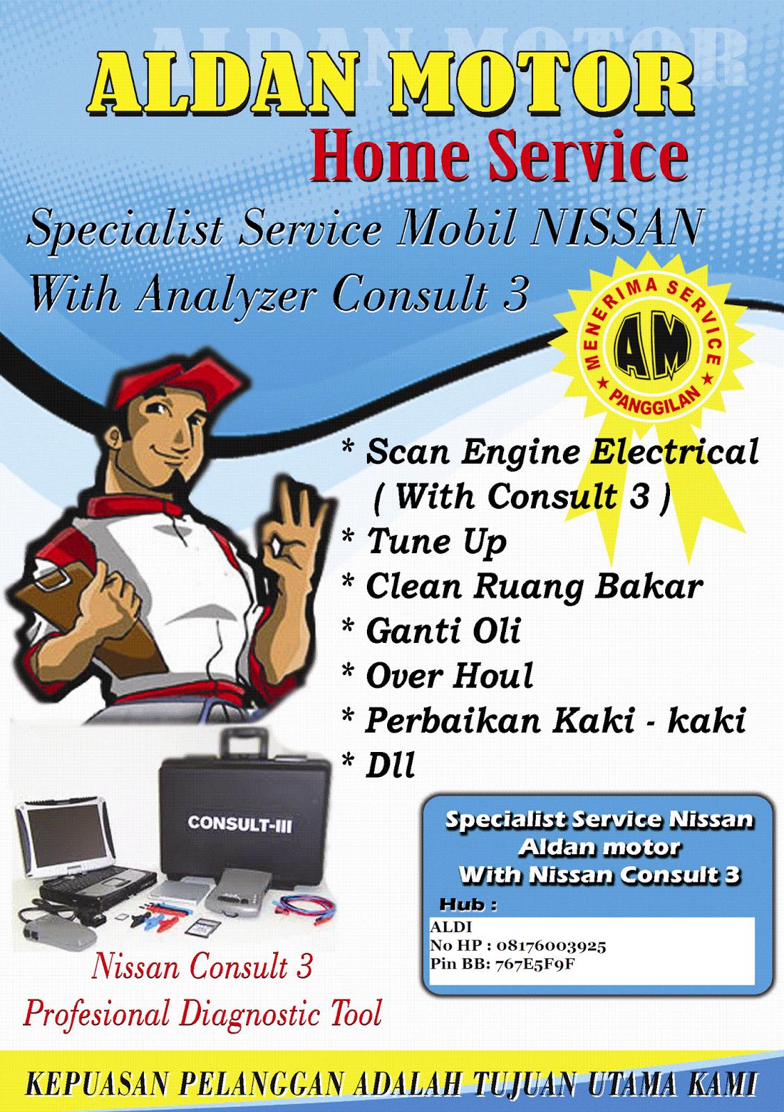 Bengkel Nissan Jakarta Specialist Mobil Nissan Perawatan Dan