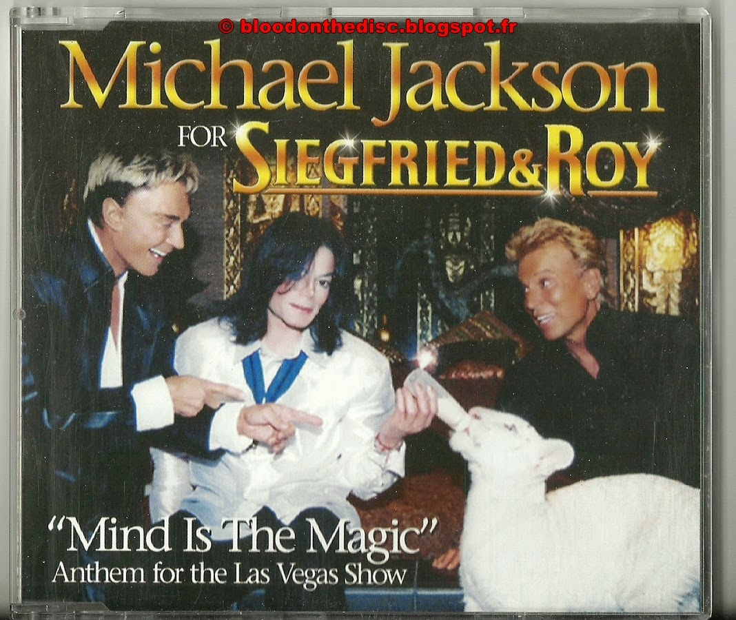 Mind Is The Magic Maxi CD Pochette