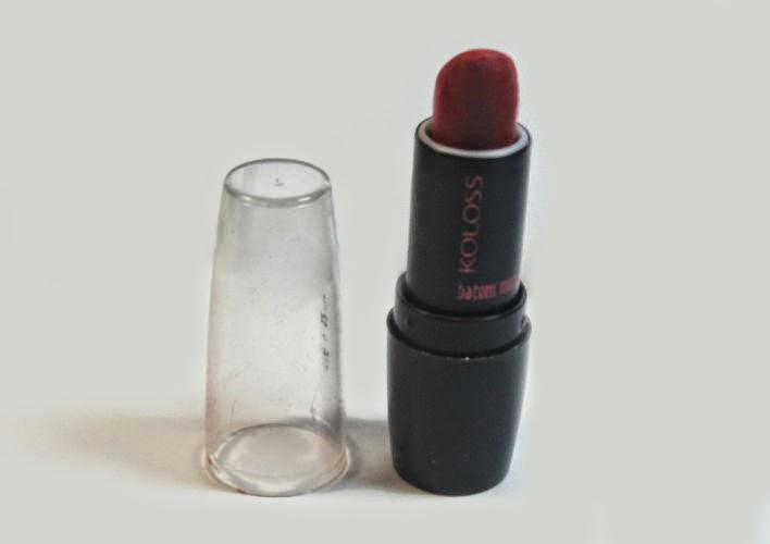 Batom Vermelho Queimado - Koloss
