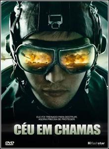 Download Céu em Chamas Dublado DVDRip 2012